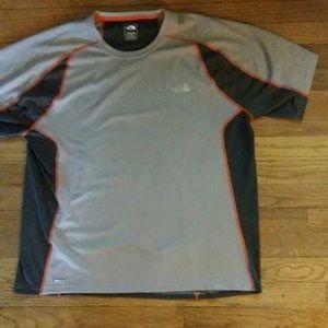 North Face Sports Shirt Size XL